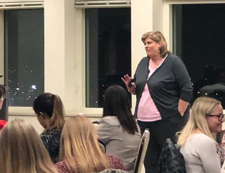 BYU Women in Tech Nicole Toomey Davis