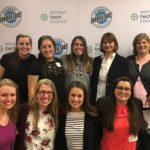 BYU Women in Tech Students