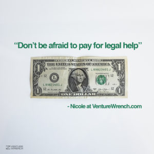 Don't Be Afraid to Pay for Legal Help