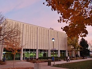 BYU Clyde Building