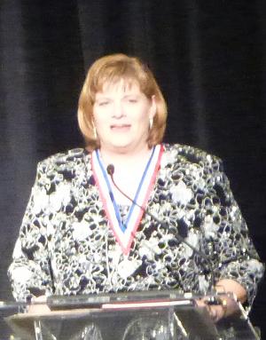 Nicole Toomey Davis Utah Governor's Medal