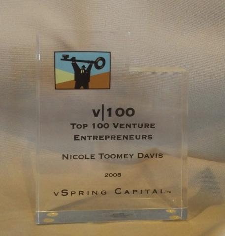 v100 2008 Award