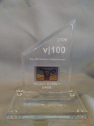 vSpring Top 100 Venture Entrepreneurs 2006 Nicole Toomey Davis