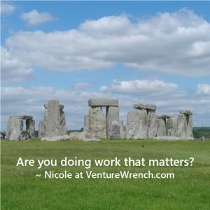 Are You Doing Work That Matters?