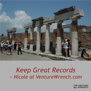Keep Great Records